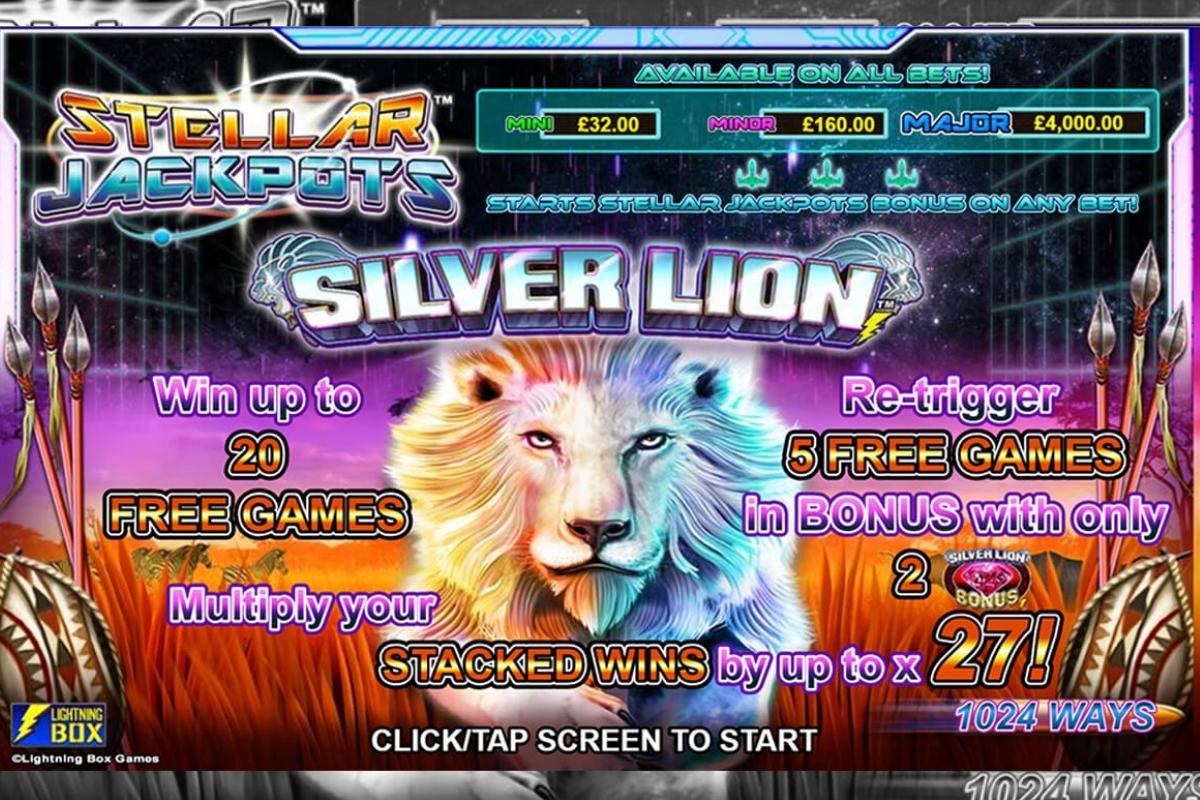 stellar jackpots silver lion online slot spielen