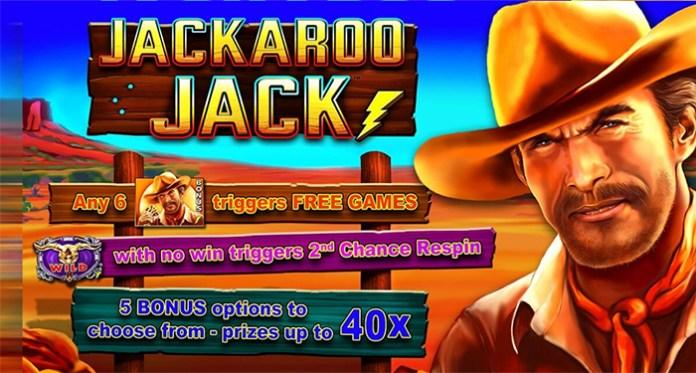 Jackaroo Jack Slot Machine