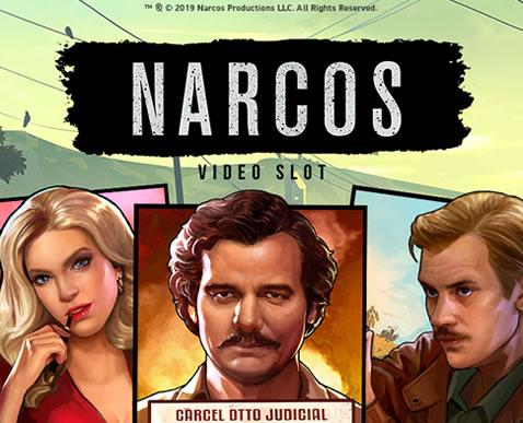 Narcos Slot Machine